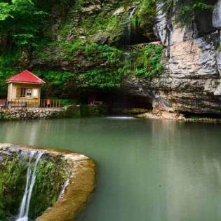 Boztepe ve Çal Mağarası