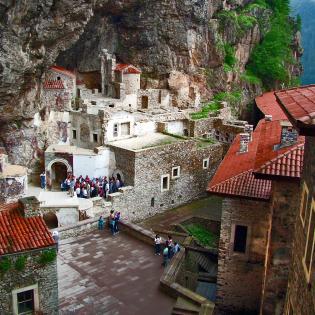 Tarihi ve Doğası ile Trabzon