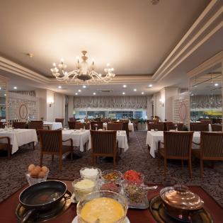 La Couronne D'or Restaurant