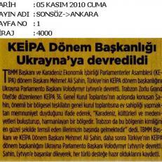 Sonsöz Ankara