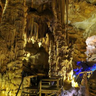 Karaca Mağarası