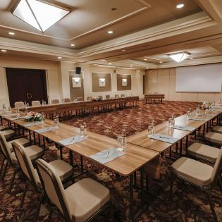 الاجتماعات والفعاليات